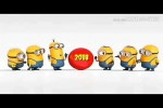 Video - Minions - Happy New Year