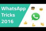 Video - WhatsApp Tricks, die nicht jeder kennt