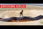 Video - People are Awesome - Girls Edition 2017