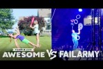 Video - Wins VS. Fails In Archery, BMX, Jumprope, Juggling & More! - People Are Awesome VS. FailArmy