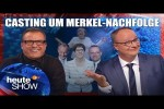 Video - Wer tritt das Erbe von Angela Merkel an? | heute-show vom 09.11.2018