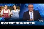 Video - Die Krise der Volksparteien geht ungebremst weiter
