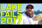 Video - Lake Fails: Time For A Shower