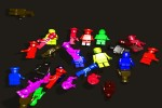 Spiel - Match 3D