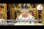 Video - Der Postillon Wochenrückblick (1. - 7. September 2019)