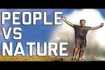 Video - Hoppalas Mensch gegen Natur