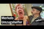 Video - Merkel zieht um: Kanzleramt-Hausmeister Johannes Schlüter im Stress   extra 3