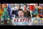 Video - 42 lustige Party-Spiele