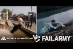 Video - Painful Parkour Wins Vs. Fails & More! | People Are Awesome Vs. FailArmy