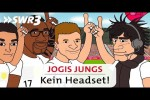 Video - JOGIS JUNGS - Kein Headset für Jogi! | SWR3 Comedy