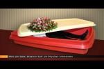 Video - Länger frisch: Tupperware bietet nun auch Särge und Urnen an (Postillon24)