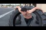 Video - Hula Hoop mit einem Traktorreifen