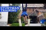 Video - Unglaubliches Stuntman-Training