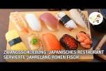 Video - Zwangsschließung: Japanisches Restaurant servierte jahrelang rohen Fisch