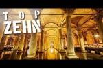 Video - 10 Geheimnisse, verborgen unter Städten