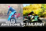 Video - Wins Vs. Fails | Wheelies, Floor Routines, Beam Jumps & More! - PAA Vs. FailArmy!