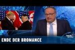 Video - Nix Friedensnobelpreis! Der Gipfel von Trump und Kim ist geplatzt
