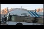 Video - Wenn der Bus die Mega-Explosion verdirbt