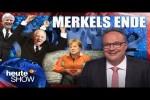 Video - Merkel gibt den CDU-Vorsitz ab und wann die Kanzlerschaft?