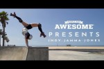Video - People Are Awesome Presents: Indy Jamma Jones | Roller Skating