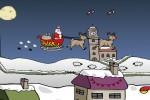Spiel - Rudolphs Red Race