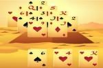 Spiel - Pyramid Solitaire