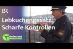 Video - Beppi kontrolliert wegen Lebkuchengesetz - Grünwald Freitagscomedy