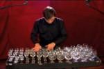 Video - Toccata und Fuge auf Glas
