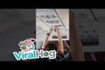 Video - Slip im Flugzeug trocknen