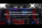 Video - Die niveauvollsten Momente der 1. US-Präsidentschaftsdebatte 2020