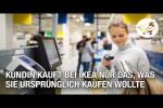 Video - Kundin kauft bei IKEA nur das, was sie ursprünglich kaufen wollte