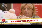Video - Maskottchen braucht Hilfe