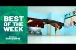 Video - People Are Awesome - Best of the Week: Adaptive Skills, Trickshots & More