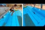 Video - Vom einen zum anderen Sprungbrett