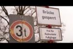 Video - Realer Irrsinn: Die überdimensionierte Brücke von Reichertshausen - extra 3