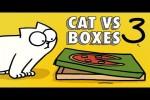 Video - Boxes Boxes Boxes! - Simon's Cat