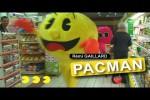 Video - Remi Gaillard spielt PacMan