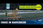 Video - Öffentlicher Nahverkehr: Jede Fahrt ein Abenteuer - heute-show vom 22.03.2019