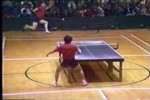 Video - Crazy Ping-Pong Player