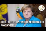 Video - Der Postillon Wochenrückblick (8. April - 14. April 2019)