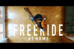 Video - Freeride Skiing at Home