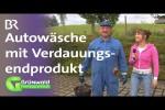 Video - Veronika Bergmann in der Waschanlage - Grünwald Freitagscomedy