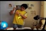 Video - Kungfu Bunny 2