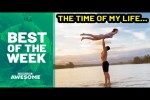Video - Acro Yoga, Hat Tricks & More - Best of the Week