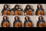 Video - Knight Rider for 8 cellos