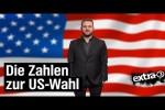 Video - Die Zahlen zur US-Wahl mit Klaas Butenschön - extra 3