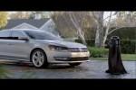 Video - Darth Vader (Junior) startet das Auto