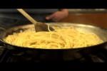 Video - wie man Nudeln schneller kocht