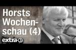 Video - Horsts tönende Wochenschau (4) | extra 3