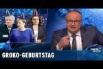 Video - Ein Jahr Groko: Wie lang geht das noch gut? - heute-show vom 22.03.2019